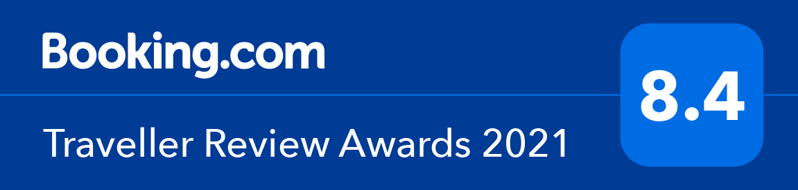 Booking.com Award 2021